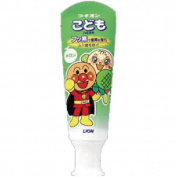 Anpanman Children Toothpaste, Strawberry Flavour, 40g, Made in Japan