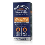 Somersets Original Shave Oil Maximum Glide 35ml