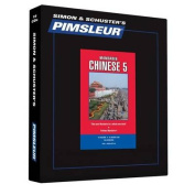 Pimsleur Chinese (Mandarin) Level 5 CD [Audio]