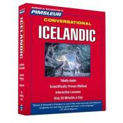 Pimsleur Icelandic Conversational Course - Level 1 Lessons 1-16 CD [Audio]