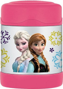 Thermos 300ml Funtainer Food Jar, Frozen Pink