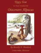 Tippy Tom Our Maine Woodland Elf Discovers Alpacas