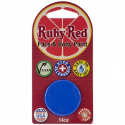 Ruby Red Face Paint - Blue