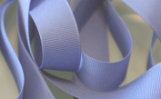 PERIWINKLE IRIS Grosgrain Ribbon 1.6cm x 5 yards