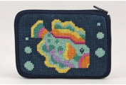 Coin Purse - Tropical Fish - Needlepoint Kit