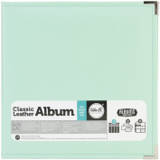 Mint Classic Leather 8.5x11 Ring Album