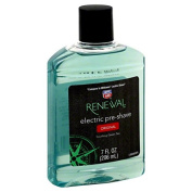 Rite Aid Renewal Electric Pre-Shave, Original, Soothing Green Tea, 210ml
