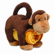 Noodle Head SnugglePaws Travel Bed Set, Monkey
