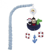 Lambs & Ivy Little Pirates Musical Mobile