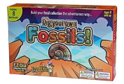 Dig Your Own Fossils! Easy to Dig Includes 8 Real Fossils