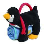 Noodle Head SnugglePaws Travel Bed set, Penguin