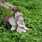 Miniature Garden Fairy Kathy