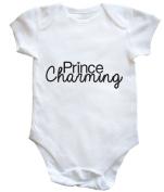 HippoWarehouse PRINCE CHARMING baby vest boys girls