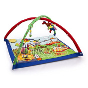 New Baby Play Mat Activity Gym Play Mat with toys KP6646