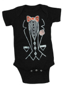 Tuxedo Life Clothing Baby Creeper Romper Snapsuit