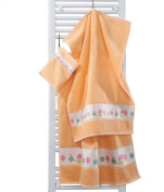 Baby Butt 3-pc terry set terry apricot