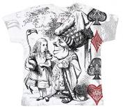 DFUK, Alice in Wonderland and the Duchess, Baby Girl T-shirt