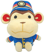 Plush - Animal Crossing - Porter 18cm Soft Doll New Toys Gifts 1304