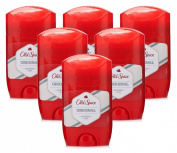 6x Old Spice ORIGINAL Deodorant Stick Mens Deo 50ml