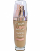 L'Oreal Lumi Magique Light Infusing Liquid Foundation SPF 18-N3 Pure Linen
