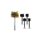 4 Piece Brass Brush Set