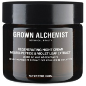 Grown Alchemist Regenerating Night Cream - Neuro-Peptide & Violet Leaf, 60ml