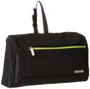 Travelon Flat-Out Toiletry Kit, Black, One Size