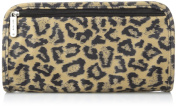 Travelon Jewellery and Cosmetic Clutch, Leopard, One Size