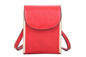 Mellow World Fashion Clutch Nimble, Red, One Size
