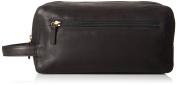 Derek Alexander Single Top Zip Travel Case, Black, One Size
