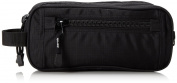 Derek Alexander Two Top Zip Travel Case, Black, One Size