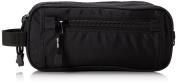 Derek Alexander Two Top Zip Travel Case, Black, One Size