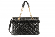 Mellow World Fashion Handbag Moscow, Black, One Size
