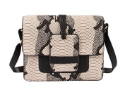 Mellow World Fashion Crossbody Bag Amazon, Beige, One Size