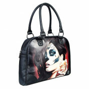 Sullen Women's Angels Muerta Rose Bowling Bag - One Size, Black