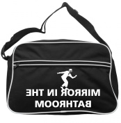 Mirror In A Bathroom Inspired Messenger Bag Ska 2 Tone Specials Madness FREE UK Postage