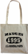 Mister Merchandise Tote Bag Made in 1995 All Original Parts 20 21 Shopper Shopping , Colour