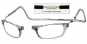 Reading Glasses Clic XXL front connexion Glasses Clear-Strength +1.50