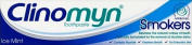 Clinomyn Toothpaste For Smokers 75ml x 3 Packs