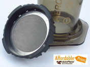 AeroPress Reusable Filter - Ultra Fine Stainless Steel Coffee Filter - Many Copies But The Best From Perky Brew