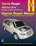 Toyota Kluger Petrol Automotive Repair Manual