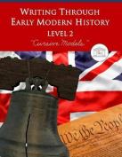 Writing Through Early Modern History Level 2 Cursive Models