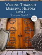 Writing Through Medieval History Level 1 Cursive Models