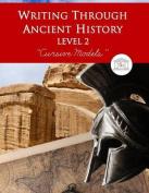 Writing Through Ancient History Level 2 Cursive Models