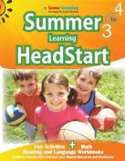 Summer Learning Headstart, Grade 3 to 4