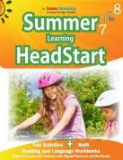Summer Learning Headstart, Grade 7 to 8