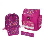 Herlitz 11407756 Schoolbag Midi Plus Fantasy, 13 Litres, Multicolour