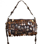 Innocent Lifestyle Bags Flower Strap Bag Ladies Brown One Size