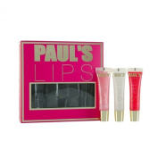 Paul's Boutique Nail Lip Gloss Set contains 8 ml - Pack of 3
