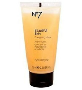 No7 Boots Beautiful Skin Energising Mask 75ml